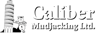 Caliber Mudjacking Logo